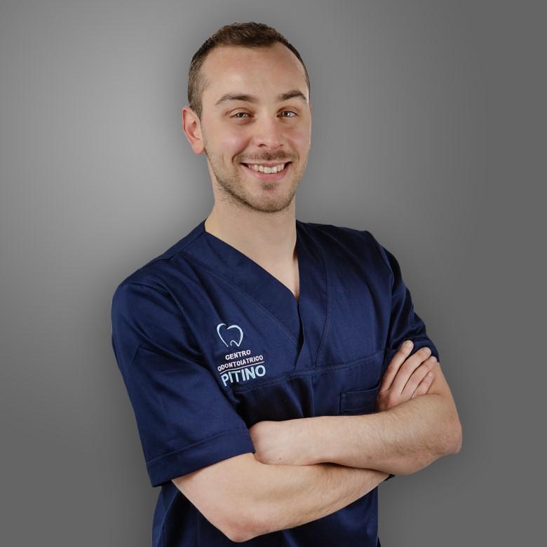 Mattia Pitino | Logistica Medica | Modica