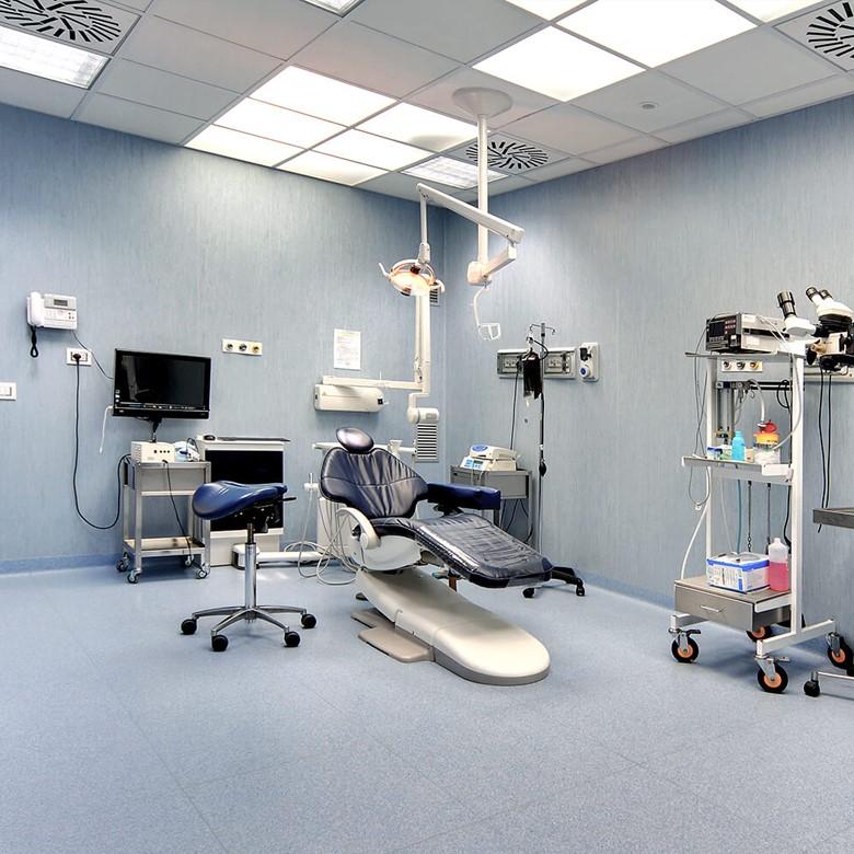 Nucleo operatorio | Logistica Medica | Modica