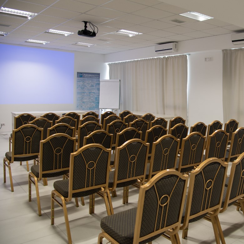Sala Congressi | Logistica Medica | Modica